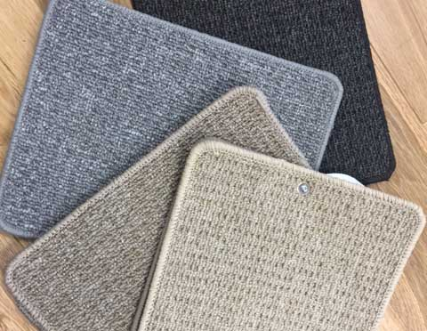 Carpet , underlay, grippers and fitting inclusive offers