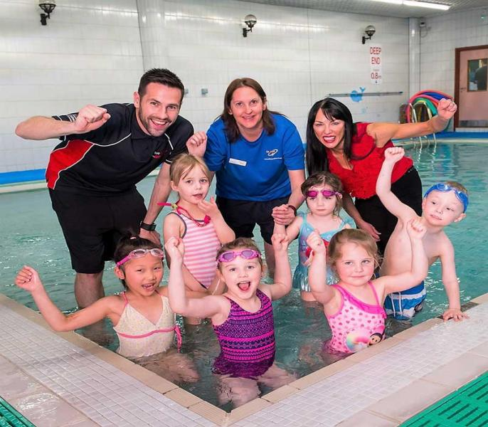 Swim Success Partnership with Live Active Leisure.