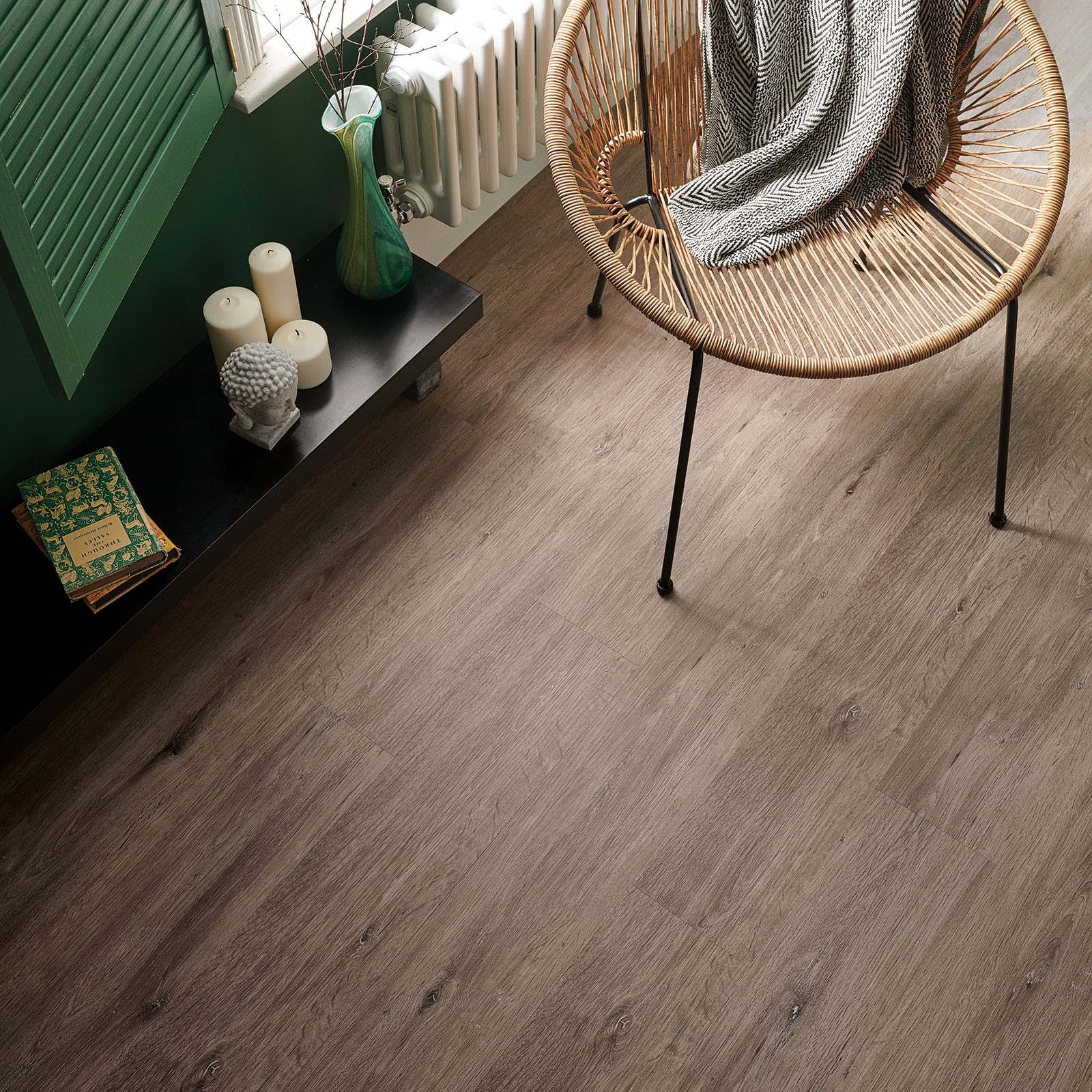 Wooden flooring for modern living